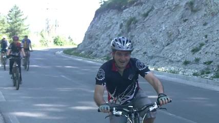 Велоразходка 01.05.2012г. Платото - 01