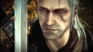 The Witcher Saga - Geralt - Unstoppable ( Ciri Luned Me )