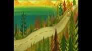 Изнервящата песен - Лагерът Ласло - Cartoon Network.