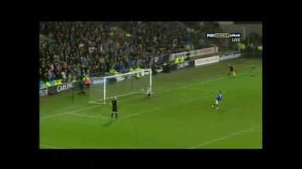 Кардиф Сити - Кристъл Палас 3:1 (1:0) (0:1) след дузпи