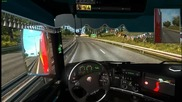Euro Truck Simulator 2 Eaa map