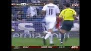 Real Madrid - Getafe 2 - 0 Goals Highlights 31.10.09 ( High Quality )
