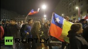 Chile: Violence in Santiago as truckers clash with pro-indigenous activists