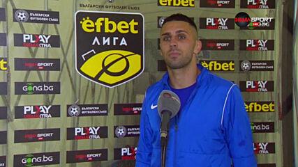 Коконов: Бях казал, че ще сме българският Лестър този сезон