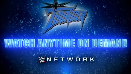 20 new episodes of WCW Thunder added to WWE Network
