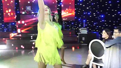 Slava Boss - Платье желтое
