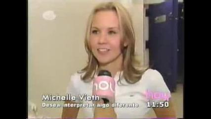 Интервю Със Сладката Мишел Виет