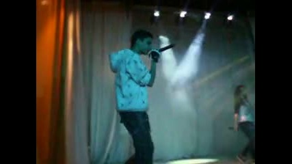 Bensa Ft. Ilay - Do Men Bydi (hip - Hop Koncert 11.02.2011)