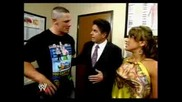 Mickie And John - Backstage [one Night Stand 2008]