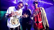 Mally Mall ft. Wiz Khalifa, Tyga & Fresh - Drop Bands On It