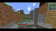 Minecraft Оцеляване 4 част 1 : Chest Room
