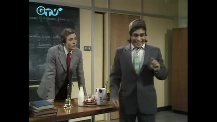 Mind Your Language 01x04 - All Through the Night Dvbrip