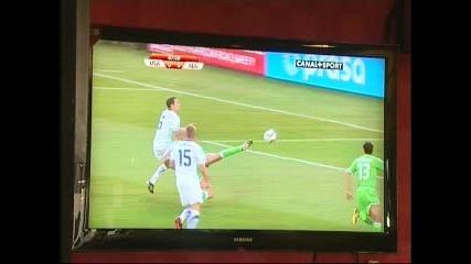 Алжир без гол
