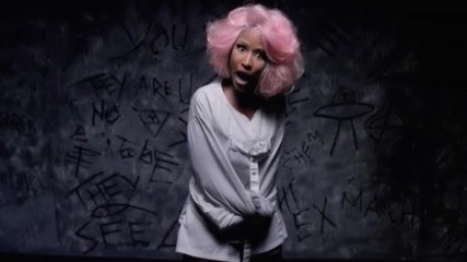 B.o.B - Out Of My Mind (feat. Nicki Minaj) (Оfficial video)