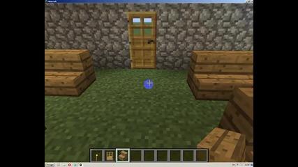 Minecraft [построи го] Църква