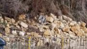 Затвориха Крайбрежната алея във Варна заради опасност от свлачище