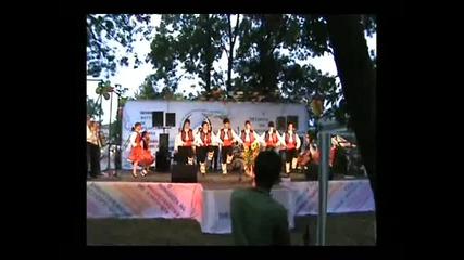 Откриване на 4 - я фестивал Наследството - Раднево 2009