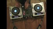 Демо На Pioneer Djm - 400 Mixer