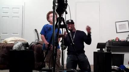 Keenan Cahill и 50 Cent