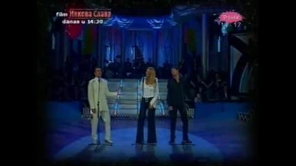 Lepa Brena - Novogodisnji show '02_'03, part 13, www.jednajebrena_com