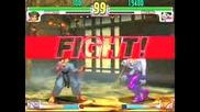 Street Fighter 3rd Strike Neon Vs Pinoab7