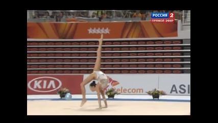 2015 Универсиада - Ритмично гимнастика Топка