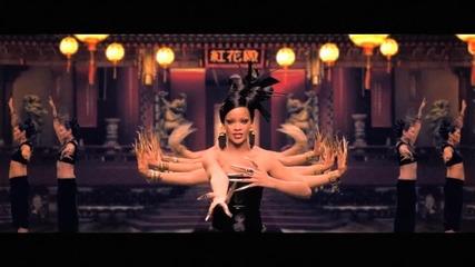 [ H D ] New! +превод Rihanna ft. Coldplay - Princess Of China