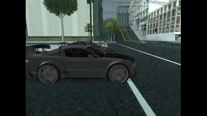 Gta San Andreas - Nfs Mod