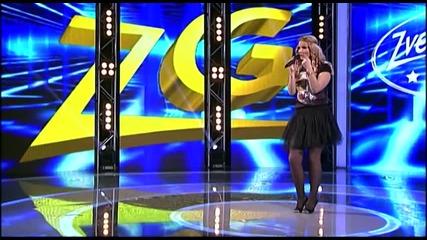 Ljubica Mojsovska - Sa bilo kim - Neka ide zivot - (Live) - ZG 2013 14 - 29.03.2014. EM 25.
