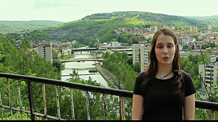 Васи Джамбазова, репортер от Първи младежки вестник