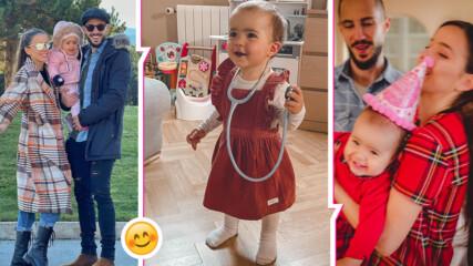 Прощъпалникът на Амая: Дъщеричката на Наум Шопов взе стетоскопа, тръгва по неговите стъпки
