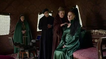 Великолепният век 131. епизод - Смъртта на Хюррем Султан е вече много близо-български субтитри - Hd