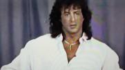 1988: Силвестър Сталоун говори за тренировките си по времето на Рамбо 3