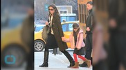 Katie Holmes and Suri Play Dress-Up With Ring Bling