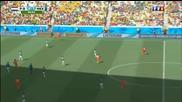 1/8 финал: Нидерландия 2 – 1 Мексико // World Cup 2014 // Netherlands 2 – 1 Mexico // Highlights