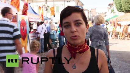 Италия: Фестивалът Veneto чества всички движения за независимост