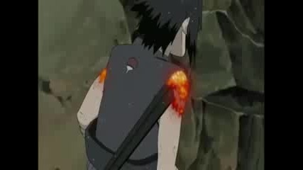 sasuke vs itachi In The End