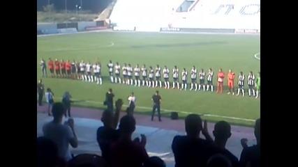 Представяне на Локомотив Пловдив - 2013/2014