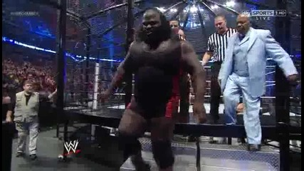 Wwe Elimination Chamber (2013) No. 1 Contender's Elimination Chamber Match