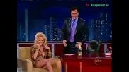 Какво се видя на Pamela Anderson