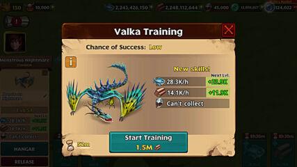y2mate.com - Monstrous Nightmare Max Level 175 Titan Mode Dragons Rise of Berk_1080pfhr.mp4