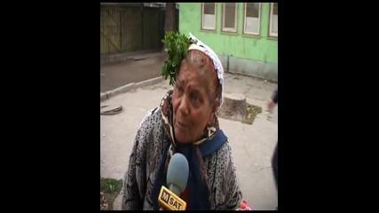 Тази баба отново ни разсмя