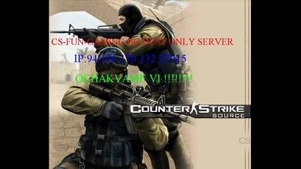 Cs-fun-gaming.bg Dust Only Server