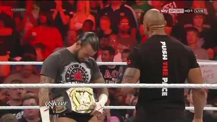 Wwe Raw Episode 1000 High Quality 5/10