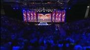 """Невероятно изпълнение в """"x Factor"""" Америка!"""
