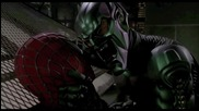 Спайдър - Мен / Зеленият Гоблин предлага сътрудничество на Човекът - Паяк
