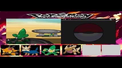 Pokemon Black Walktrought Part 17 - Завръщане, град Нимбаса