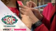 Алекс събира автографи по нестандартен начин - VIP Brother 2017