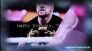 » Честит Рожден Ден, Triple H!