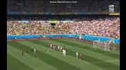 Коста Рика 0:0 Англия (бг аудио) Мондиал 2014